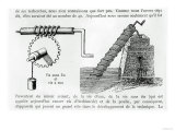 Archimedes Screw Giclee Print