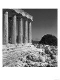 Temple of Aphaea Giclee Print