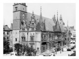 Town Hall, Breslau (Modern Day Wroclaw) Poland, circa 1910 Giclee Print by  Jousset