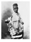 Senegalese Mother and Child, circa 1900 Premium Giclee Print