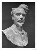 Bust of Henri Rochefort (1830-1913) Giclee Print by Aime Jules Dalou