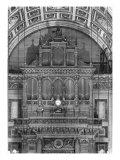 Organ Giclee Print