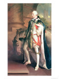 Portrait of the 1st Duke of Northumberland Giclee Print by James Barry