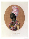 I Am Also Free, Engraved by Montaland (1770-1830) Giclee Print by Claude Louis Desrais
