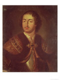 Portrait of Peter I (1672-1725) Giclee Print by Adriaan van der Werff