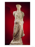 Statue of Antonia the Younger (D.37 AD) Reproduction procédé giclée
