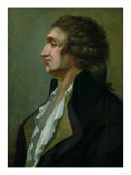 Marie Jean Antoine Nicolas De Caritat (1743-94) Marquis De Condorcet Giclee Print