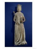 Jeanne De Bourbon (1338-77) 1365-80 Giclee Print
