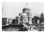 The First Church of Christ, Scientist in Boston Giclee Print