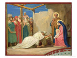 Adoration of the Magi, 1857 Giclee Print by Hippolyte Flandrin