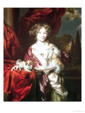 Portrait of a Lady, 1677 Giclee Print by Nicholaes Maes