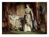 Lady Macbeth, 1850 Giclee Print by George Cattermole