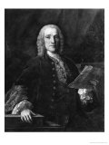 Portrait of Domenico Scarlatti (1686-1757) Giclee Print by Domingo Antonio de Velasco