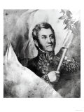 General José de San Martín, Giclee Print