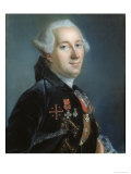 Portrait d'homme Reproduction procédé giclée par Louis Vigee