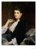 Countess of Airlie Giclee Print by William Blake Richmond