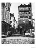 Rue De La Colombe, Paris, 1858-78 Giclee Print by Charles Marville