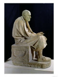 Statue of Chrysippus (circa 280-207 BC) the Greek Philosopher Reproduction procédé giclée
