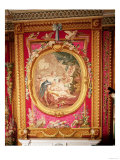 Tapestry Panel Depicting Cupid and Psyche, Gobelins Factory, 1775 Giclee Print