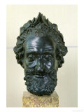 Head of Henri IV (1553-1610) after 1599 Giclee Print by Mathieu Jacquet