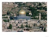 The Dome of the Rock, Built AD 692 Giclee Print