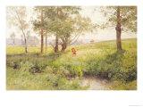 Landscape Giclee Print by Emile Isenbart