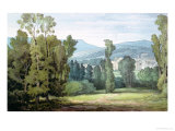 Dulverton, Somerset, 1800 Giclee Print by John White Abbott