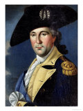George Washington (1732-99) Giclee Print by Samuel King