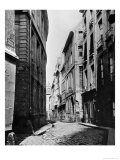 Rue Serpente, Paris, 1858-78 Giclee Print by Charles Marville