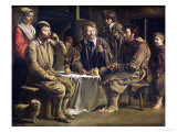 The Peasant's Meal, 1642 Giclee Print by Louis Le Nain