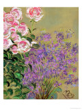 Flowers Giclee Print by Anna de Noailles