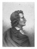 Friedrich Schiller, Giclee Print