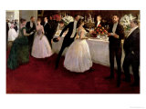 The Buffet, 1884 Giclee Print by Jean Louis Forain