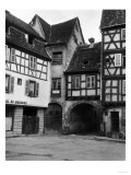 An Old House in Colmar Giclee Print