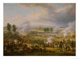 The Battle of Marengo, 14th June 1800, 1801 Reproduction procédé giclée par Louis Lejeune