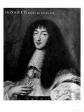 Portrait of Philippe, Duc D'Orleans (1640-1701) Giclee Print by Pierre Mignard