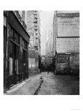 Rue Tirechape, from Rue De Rivoli, Paris, 1858-78 Giclee Print by Charles Marville