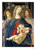 Virgin of the Pomegranate Giclee Print by Sandro Botticelli
