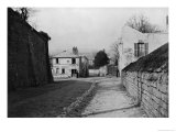 Rue Des Saules, Paris, 1858-78 Giclee Print by Charles Marville
