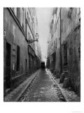 Rue Des Vertus, from Rue Phelippeaux, Paris, 1858-78 Giclee Print by Charles Marville