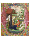 The Nativity, Northern Italian School Giclee Print