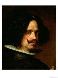 Self Portrait Gicléedruk van Diego Velázquez
