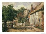 Cubbington, Warwickshire Giclee Print by Thomas Baker