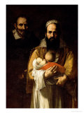 The Bearded Woman Breastfeeding, 1631 Giclee Print by Jusepe de Ribera