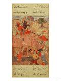 Timur Besieging Herat Giclee Print
