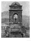 Fontaine Des Innocents, 1547 Giclee Print by Charles Marville
