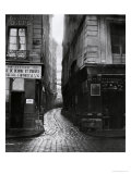 Rue Tirechape, from Rue St. Honore, Paris, 1858-78 Giclee Print by Charles Marville