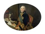 Cesar-Gabriel De Choiseul-Chevigny (1712-85) Duc De Praslin, 1763 Giclee Print by Alexander Roslin