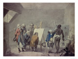 A Meeting of Connoisseurs Giclee Print by John Boyne