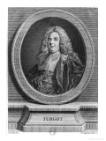 Michel Etienne Turgot (1690-1751) Engraved by Vincenzio Vangelisti (1738-98) 1776 Giclee Print by Louis-Michel van Loo